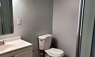 Bathroom, 4628 S Chicago St, 2