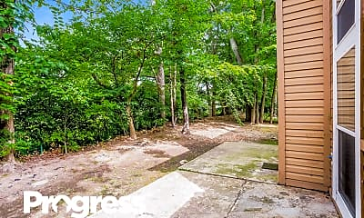 Patio / Deck, 10862 Geist Woods Ln, 2