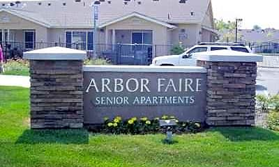 Community Signage, Arbor Faire Senior Community, 0