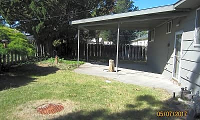 Patio / Deck, 205 Davenport St, 2