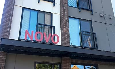 Novo Apartments, 1