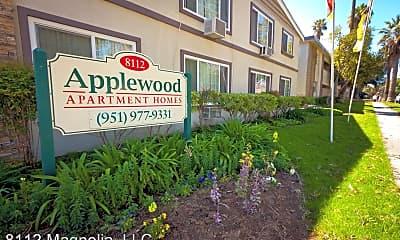 Community Signage, 8112 Magnolia Ave, 2