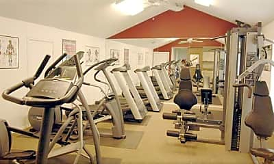 Fitness Weight Room, 2701 Parkview Ln, 2