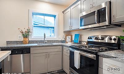 Kitchen, 414 Haven St.  Unit 1, 2