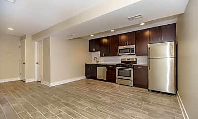 Kitchen, 1334 W 18th Place - GF, 0