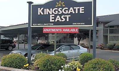 Kingsgate East & The Village, 1
