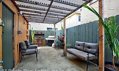 Living Room, 2329 C St, 2