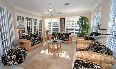 Living Room, 119 Colonade Cir 203, 1