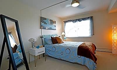 Bedroom, Advenir at Central Park, 2