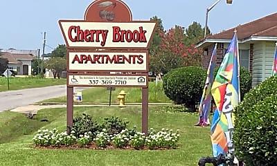 Cherry Brook Apartments, 1