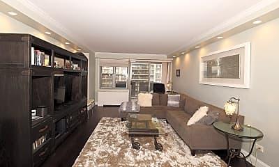 Living Room, 18-05 215th St 6J, 1