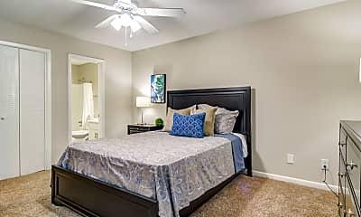 Bedroom, Park @ 500, 2