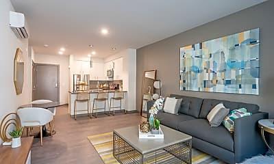 Living Room, Mylo Santa Clara, 0