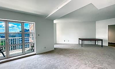 Living Room, 250 President St 704, 0