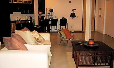 Bedroom, 606 Lafayette St, 1