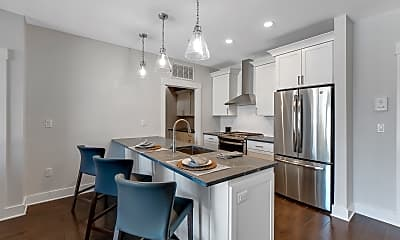 Kitchen, 116 West Ave, 1