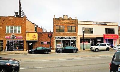 Building, 13343 Michigan Ave, 1