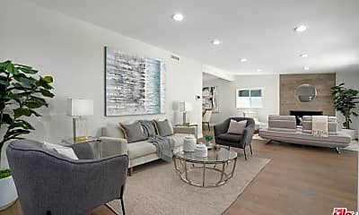 Living Room, 3675 Ventura Canyon Ave, 1