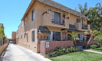 Building, 6040, 6056, 6086 La Prada, 1