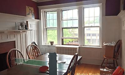 Dining Room, 1197 Beacon St, 1