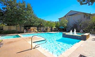 Pool, 12118 Walnut Park Crossing, 1