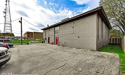 Building, 1502 N Peak St, 2