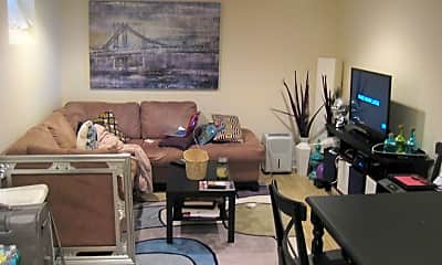 Living Room, 3323 Powelton Ave, 0