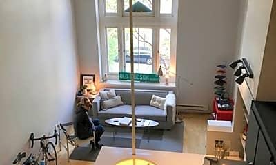 Living Room, 95 McCoppin St, 0
