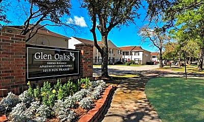 Community Signage, Glen Oaks/Sun Prairie, 2