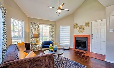 Living Room, 9578 Valley Ranch Pkwy E, 0