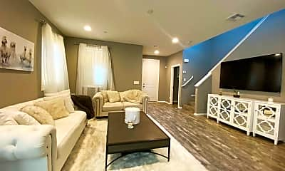 Living Room, 3151 Dromara Way, 1