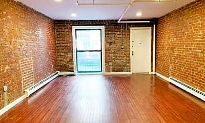 Living Room, 148 W 127th St, 1