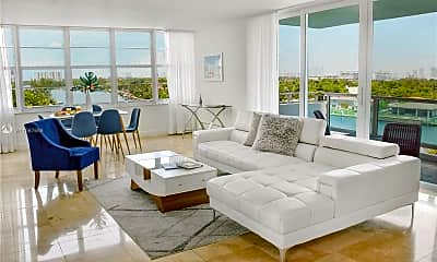 Living Room, 5101 Collins Ave S, 0