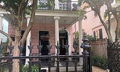 Patio / Deck, 1251 Esplanade Ave 3, 1