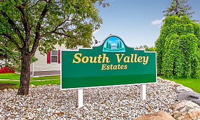 Community Signage, South Valley Estates, 2