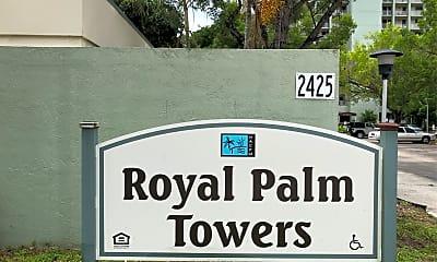 Royal Palm Towers, 1