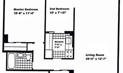 Bathroom, 69-45 108th St, 2