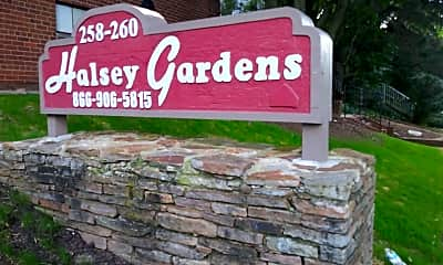 Halsey Gardens, 1