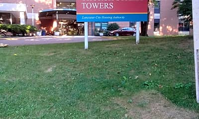 Church Street Towers, 1
