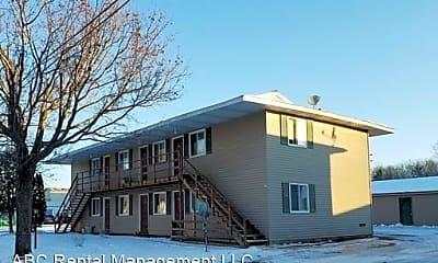 Building, 903 Genrich St, 1