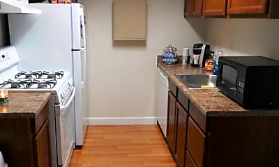 Kitchen, Rancho Terrace Apartment Homes, 1