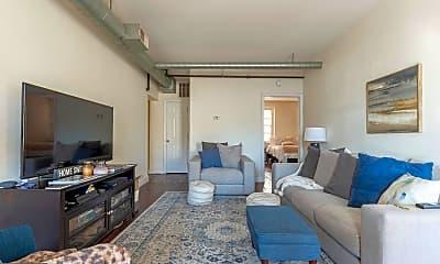 Living Room, 36 Strawberry St 47, 1