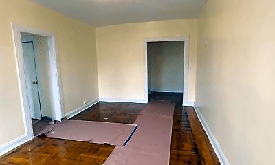 Bedroom, 290 W 127th St, 2