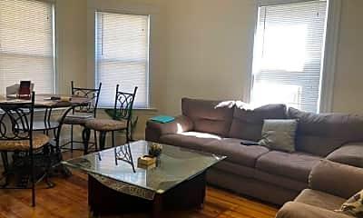Living Room, 40 Harvest St, 1