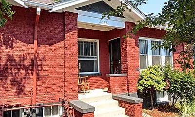 Building, 2023 E 20th Ave, 0