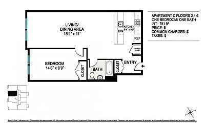 Bathroom, 109-19 72nd Rd, 2