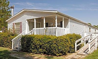 Building, Taylors Creek Mobile Home Community, 0