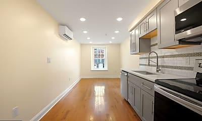 Kitchen, 6607 Ridge Ave B, 1