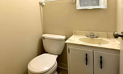 Bathroom, Courtright Commons Apartments, 2