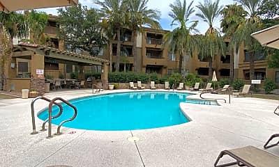Pool, 5302 E Van Buren St 1041, 2
